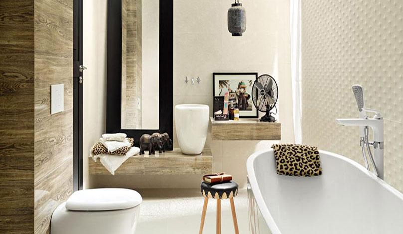 снимка на Плочки за баня  Tubadzin  Terrane / Теране