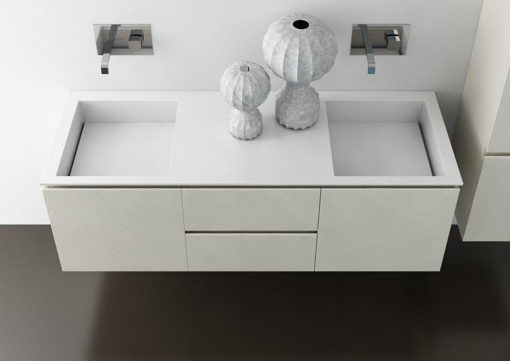 снимка на Лукс модел мивка за баня