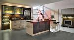 Поръчкова изработка на мебели за модерна кухня  София луксозни