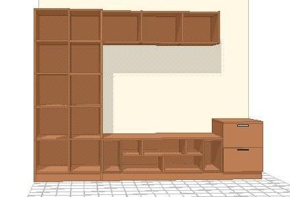 Луксозни мебели от мдф за  София фирми