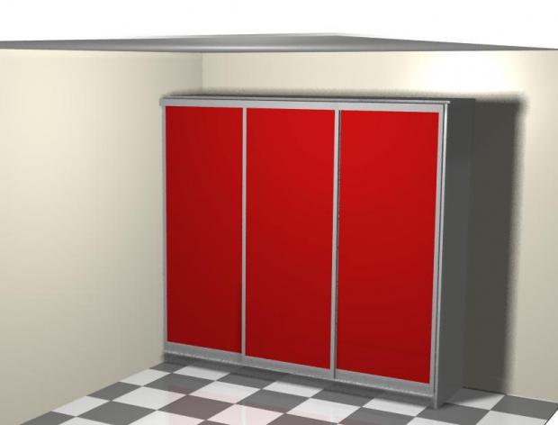 лукс гардероби по проект евтини