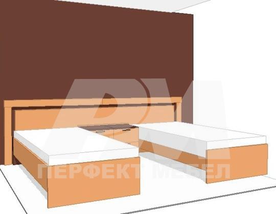 луксозни спални комплекти по проект