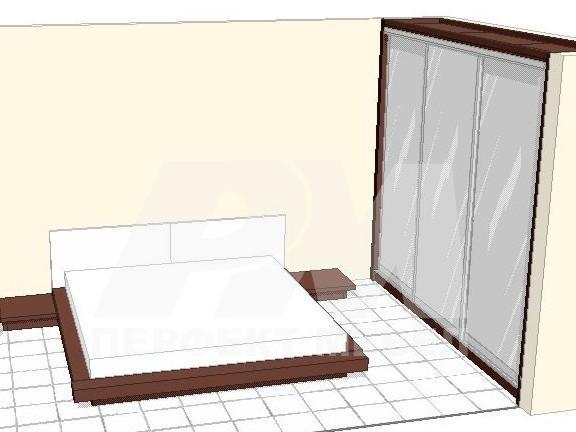 спални комплекти по проект