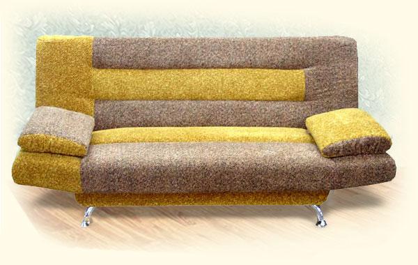 Двуместен  тапициран диван