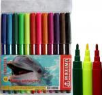 Флумастри 12цвята Максима