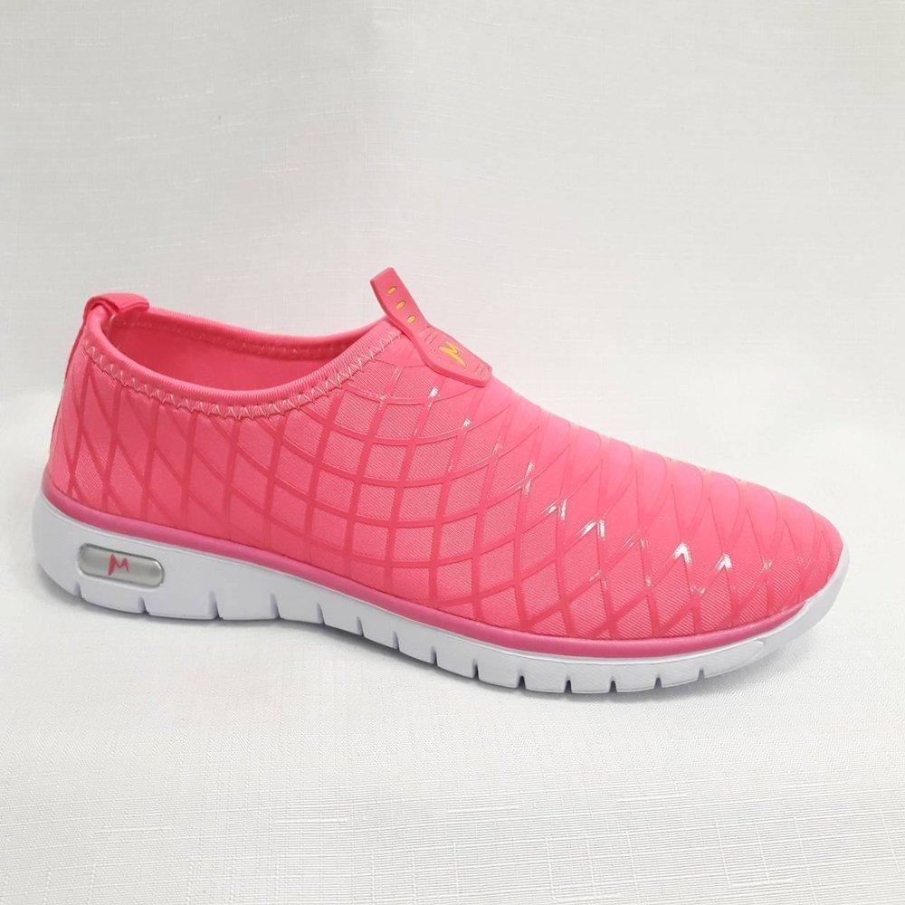 снимка на Розови маратонки за фитнес.