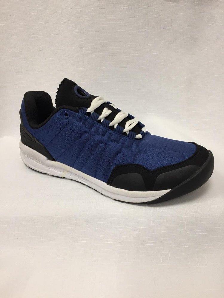 Сини мъжки маратонки за фитне