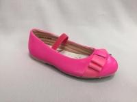 снимка на Розови пролетни обувки за момичета.