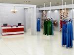 Цялостно обзавеждане на магазини за дрехи по поръчка. �