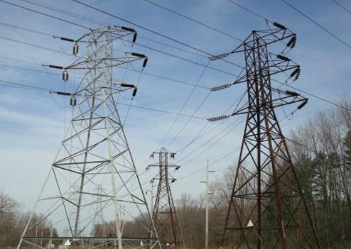 Метални електрически стълбове