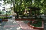 Дървени перголи за детски площадки и обществени градинки по поръчка