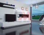 цялостно изпълнение на интериорен дизайн на апартамент 90 мв.м. лукс