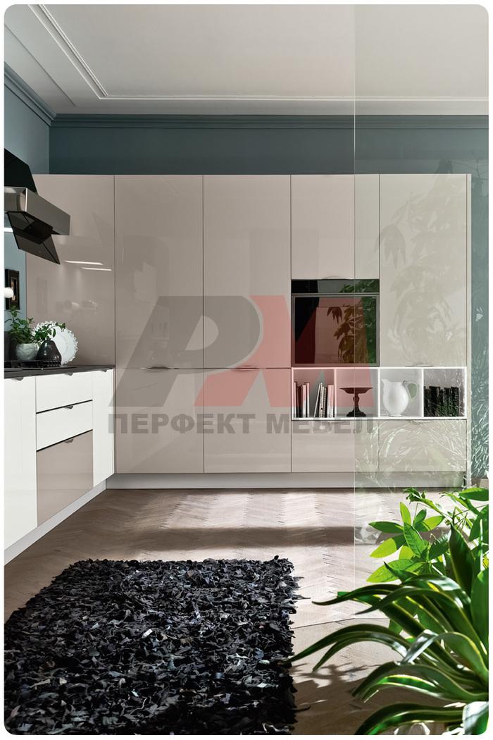 уникален интериорен дизайн на апартамент 90 мв.м. по проект