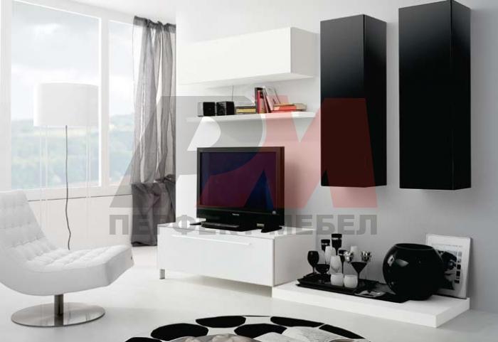 проектиране на интериорен дизайн на апартамент 90 мв.м.