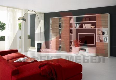 цялостен интериорен дизайн на апартамент 90 мв.м. София