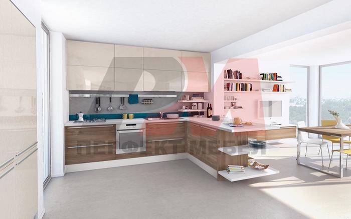 цялостен интериорен дизайн на апартамент 90 мв.м. лукс
