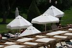 брадирани чадъри с размер и цвят по избор на клиентите