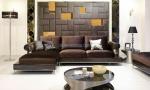луксозен дизайнерски диван с лежанка по поръчка