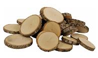 снимка на Дървени шайби XL