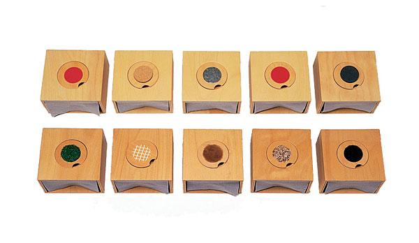 Тактилни кутии