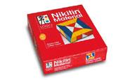 снимка на Никитин : Фигури с кубчета