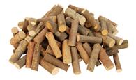 снимка на Дървени пънчета S