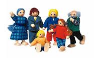 снимка на Семейство  кукли