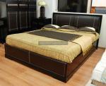 Тапицирана спалня по индивидуален дизайн на клиента