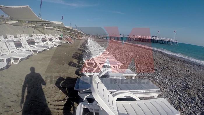 Едрови цени за пластмасови шезлонги  внос от Гърция