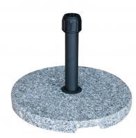 снимка на Красива стойка за чадър мозайкакръгла и квадрат