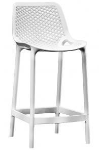 снимка на Бар столове с различни цветовефибростъкло