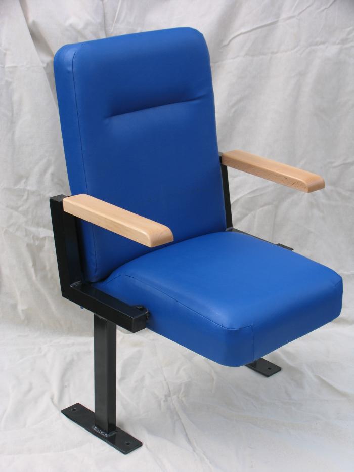 Комфортен стол с повдигаща седалка за зали