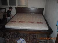 Спално легло от масив