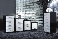 Модерен шкаф с 5 чекмеджета 60/43/100,2см