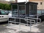снимка на Охранителни павилиони за контролно пропускателни пунктове до кв.м.