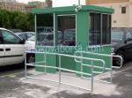 снимка на Охранителна кабина до кв.м.