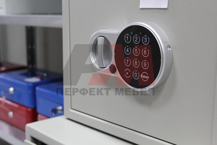 Офис малки сейфове за офис по индивидуален проект Пловдив