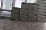 снимка на Дизайнерски метални шкафове за класьори Пловдив