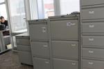 Поръчков метален шкаф за класьори за офис Балчик