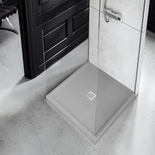 снимка на Душ корито от технически камък