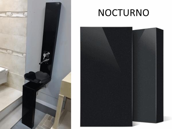 снимка на Дизайнерска мивка Nocturno x