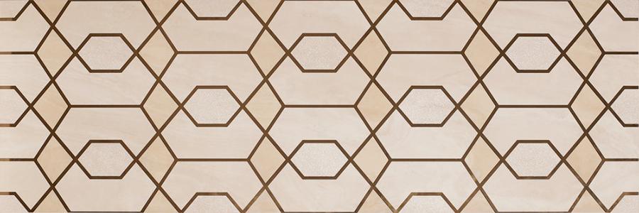 снимка на Декор плочка за баня IMPERIALE GATSBY BRILLO x