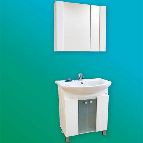 снимка на Мебели за баня – Либра