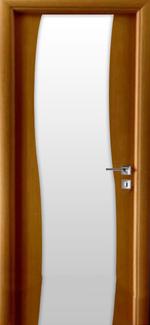 снимка на остъклена врата по поръчка