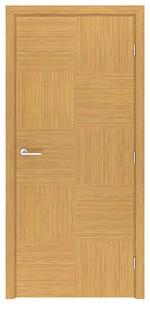 снимка на мдф интериорна врата по размер