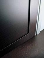 снимка на стилна интериорна врата по размер