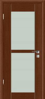 снимка на стилна интериорна врата по каталог