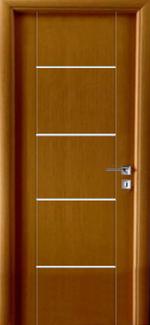 снимка на инетриорна врата по индивидуален размер mdf
