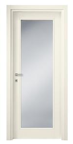 снимка на интериорна врата лъскава София