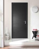 снимка на стилна лукс интериорна врата